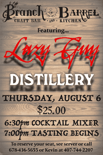 Marketing our bourbon club