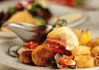 Seafood Platter (for 2 or more)