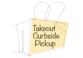 takeout curbside pickup