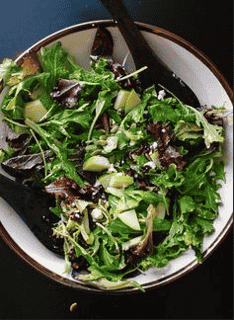 Green Shamrock Salad