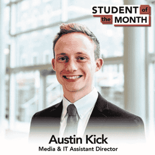 Austin Kick SHA '22
