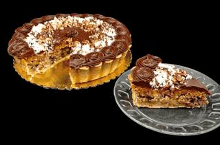German Chocolate Tart