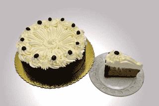 Chocolate Kahlua Mousse Tart