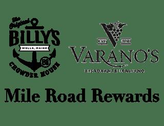 mile road rewards