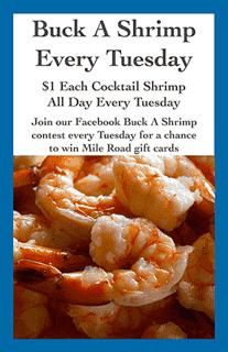 buck a shrimp contest