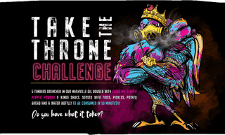 take the throne challenge banner
