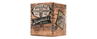 Ciderwerks Freewheeler Tallboys 4 Pack