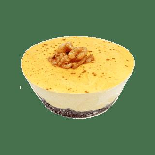 Pumpkin Cheesecake (SEASONAL)
