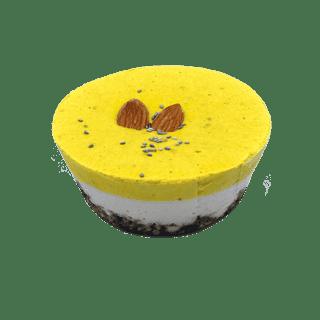 Turmeric & Chia Cheesecake