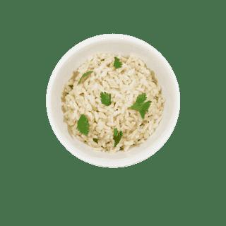 Cilantro Brown Rice