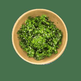 Japanese Kale