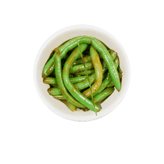Sriracha Green Beans