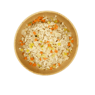 Veggie Brown Rice