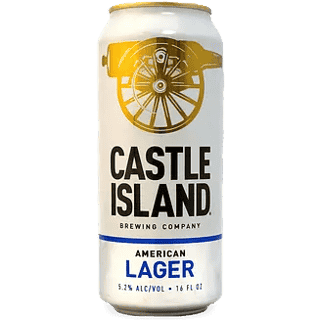 Castle Island American Lager