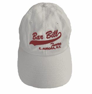 BAR-BILL BASEBALL HAT