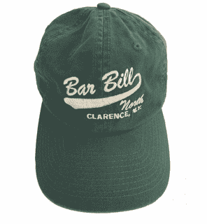 BAR-BILL NORTH BASEBALL CAPS