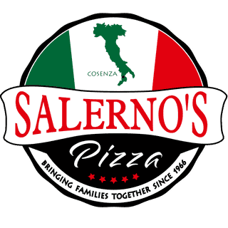 Salerno's pizza logo