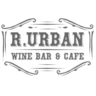 r. urban wine bar logo