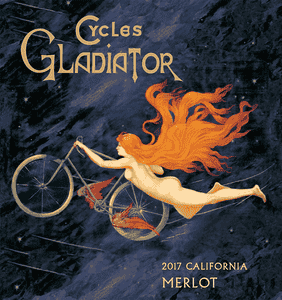 Cycles Gladiator, Merlot