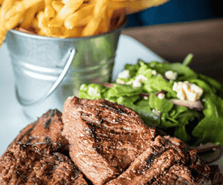 TIPS & FRITES