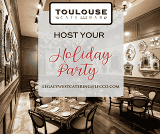 Holiday Party & Catering