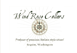 Wind Rose Cellars Pinot Grigio