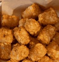 Crispy Seasoned Tots