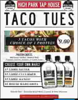 Tequila and Taco Tuesday