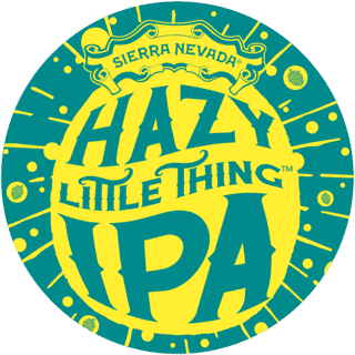 Sierra Nevada - Hazy Little Thing 5 / 4
