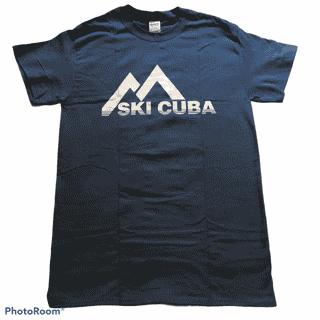 Blue (Ski Cuba) t-shirt