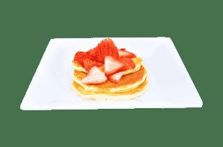 3 Fluffy Pancakes