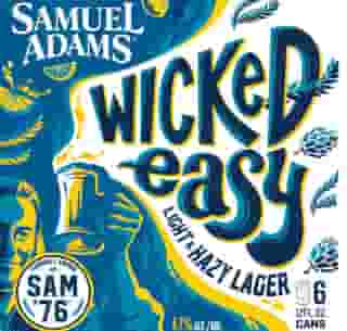 Sam Adams Wicked Easy Lager