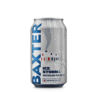 Baxter Brewing Ice Storm of '98