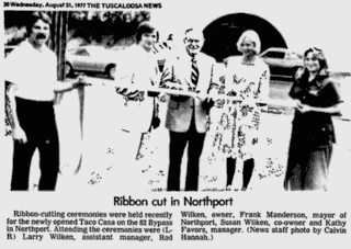 Ribbon Cut in Northport