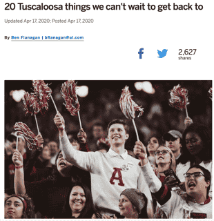 20 Things We Can't Wait to Get Back to