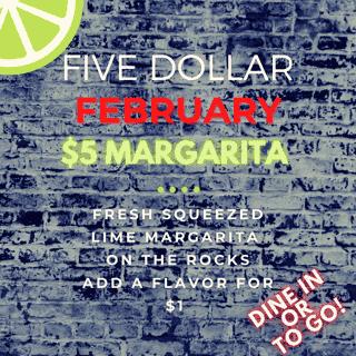 $5 Dollar Feb