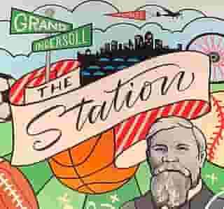 the station illustration