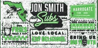 jon smith wall graphic