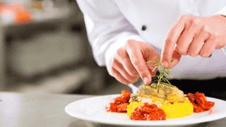chef hands