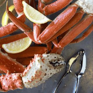 Crab Legs Combo