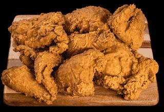 8 Pc. Whole Chicken