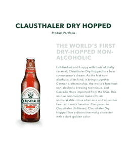 Clausthaler Dry Hopped Non-Alcoholic