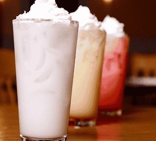 Vanilla Italian Soda