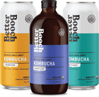Better Booch Kombucha