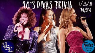 90's Divas Trivia