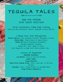 Tequila Tales