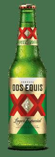 Bottle Dos Equis