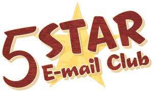5 Star E-mail club