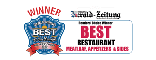 Best Restaurant, Meatloaf, Appetizers and Sides