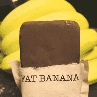 Fat Banana Ice Cream Bites